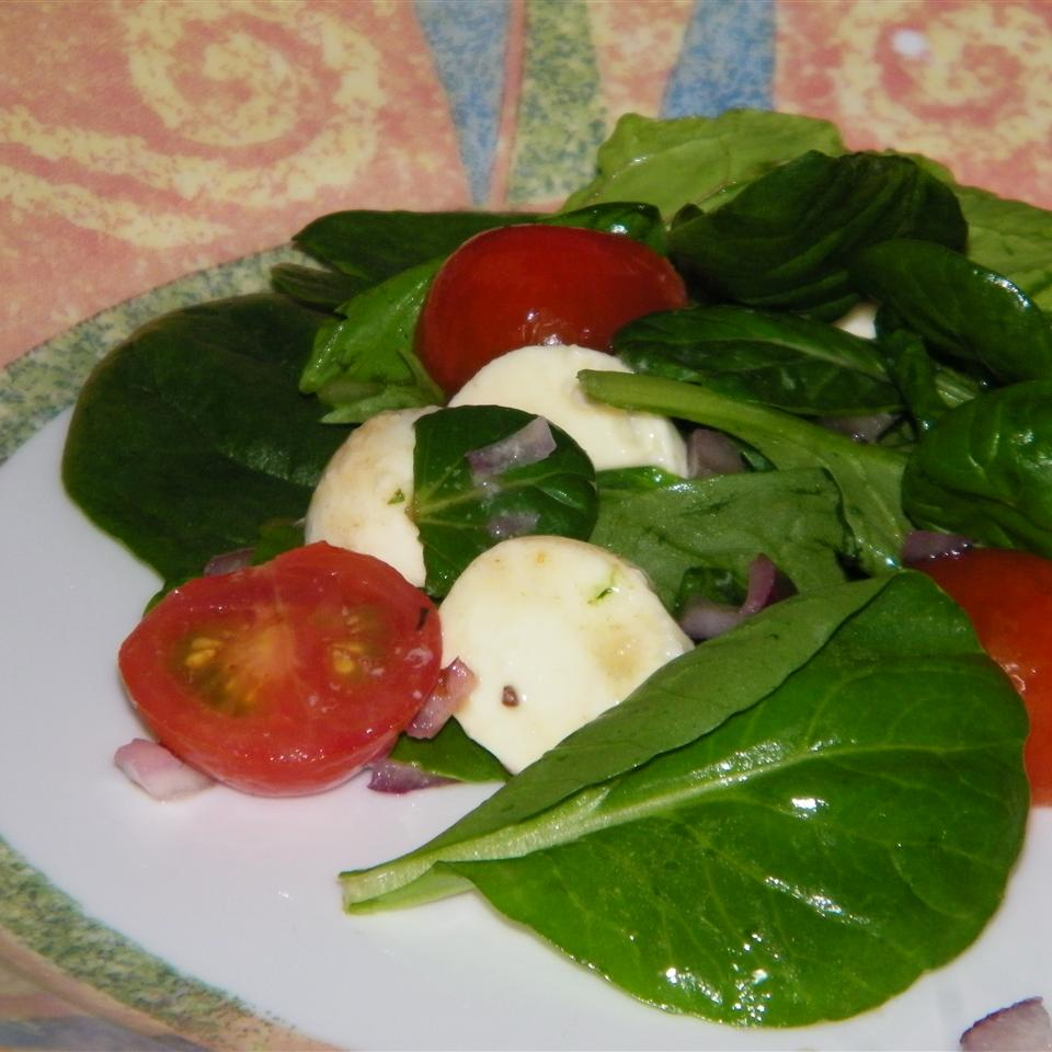 Tomato and Bocconcini Salad Seattle2Sydney