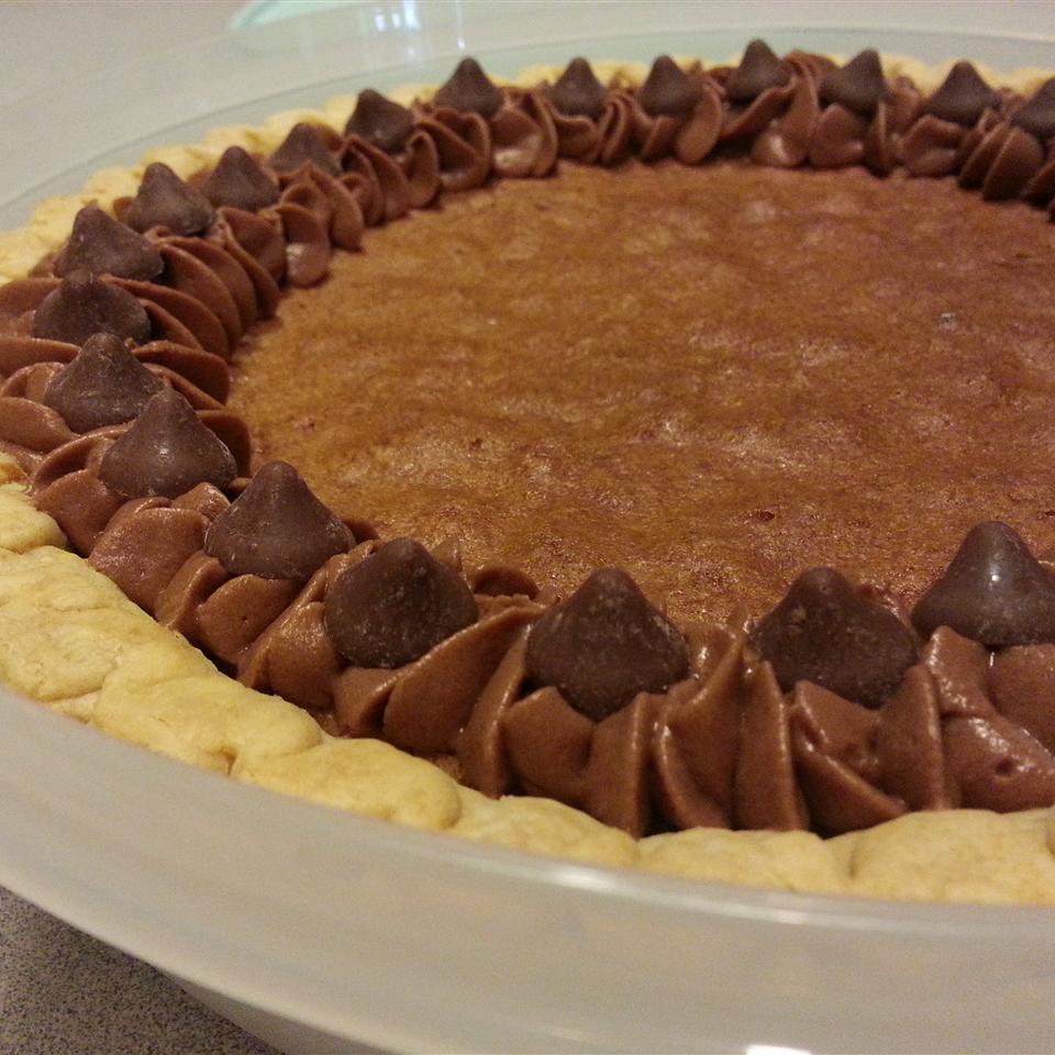Chocolate Chip Pie IV