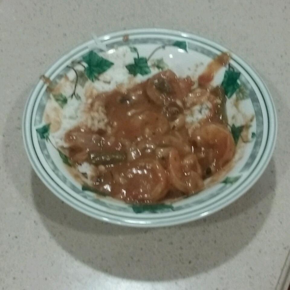 Mobile Bay Seafood Gumbo leightondreggors