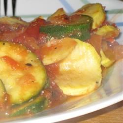 Zesty Zucchini and Squash