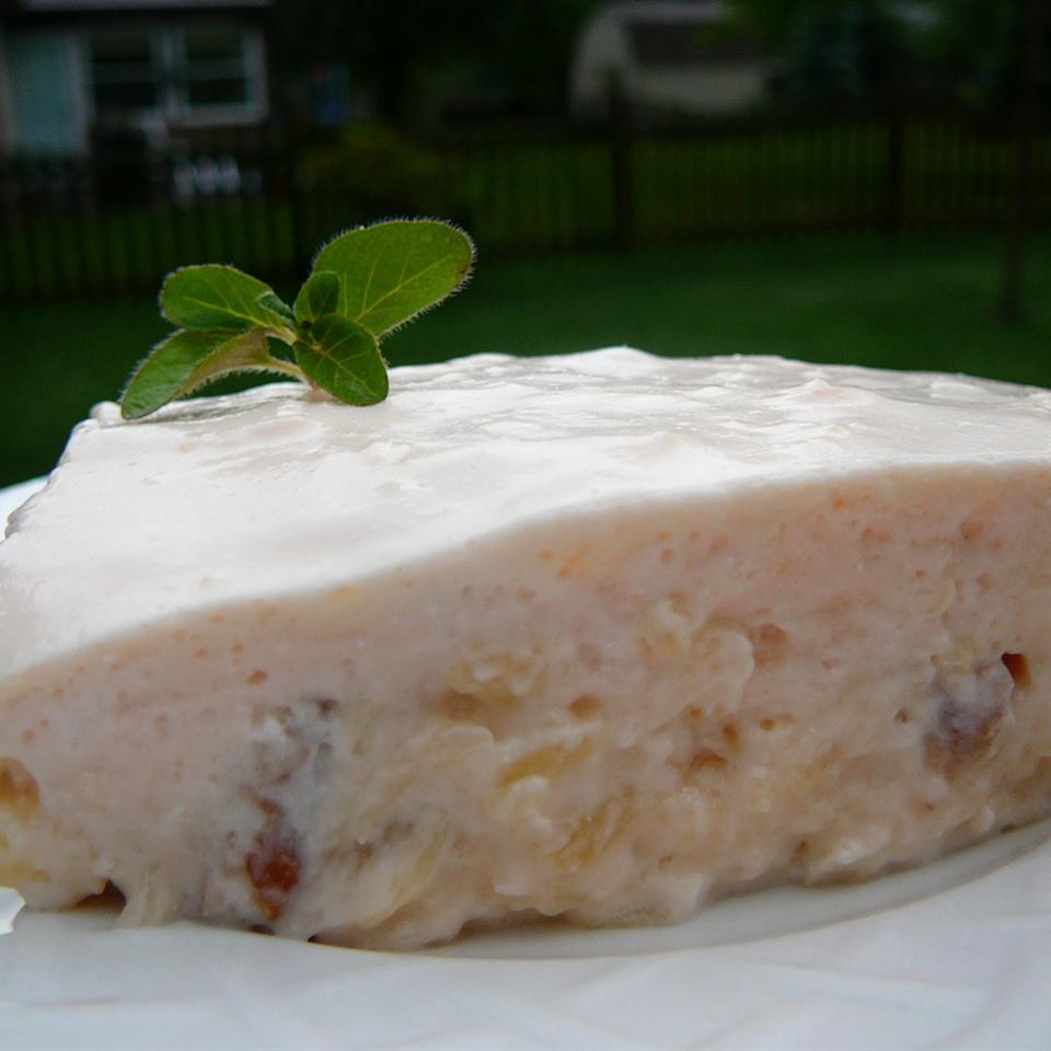 Fruity Gelatin Salad Cindy Carnes