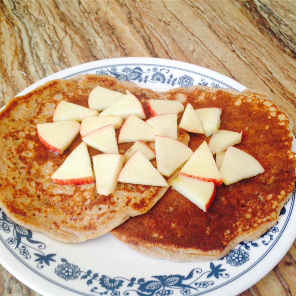Apple Yogurt Pancakes navi8t8