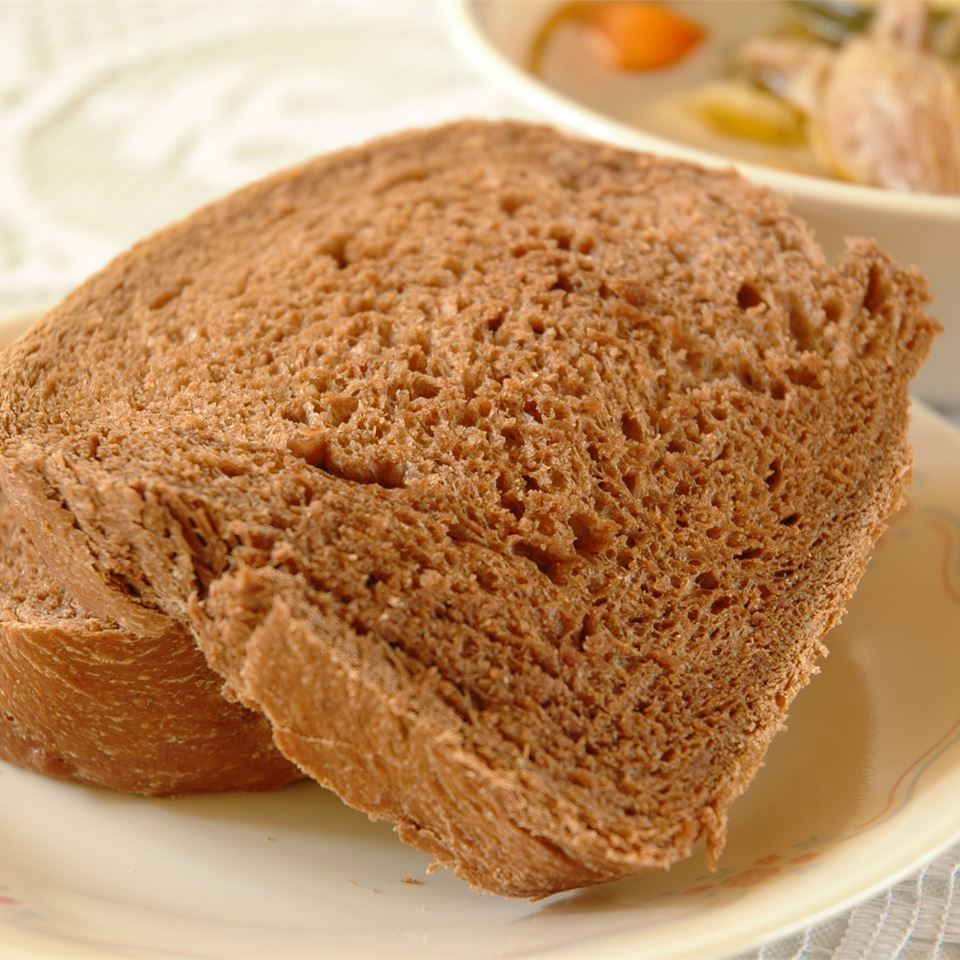 Pumpernickel Rye Bread Rodney