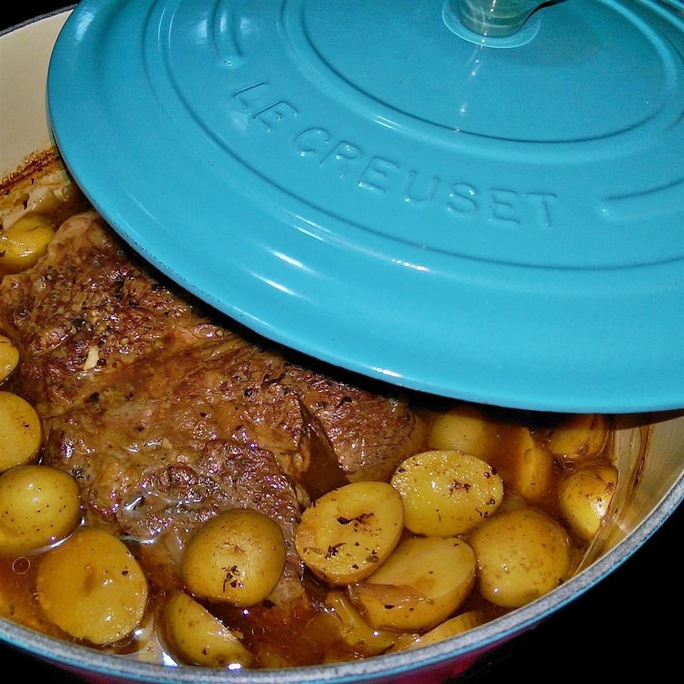 Pot Roast with Vegetables RainbowJewels