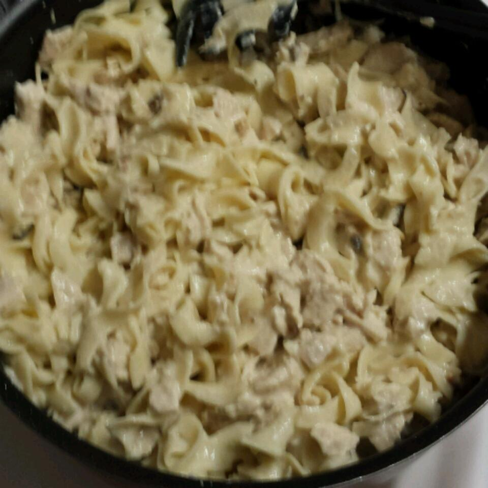 Simple Chicken Stroganoff Ben-Jaque Osborne
