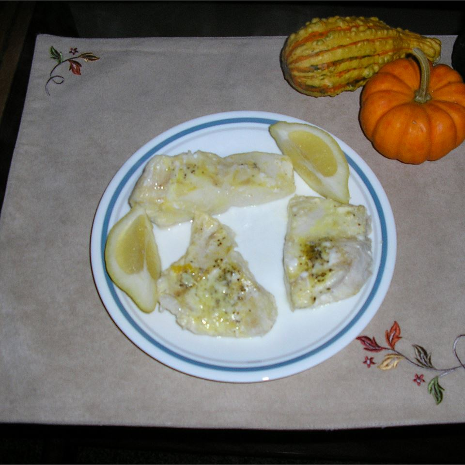 Lemon-Orange Orange Roughy