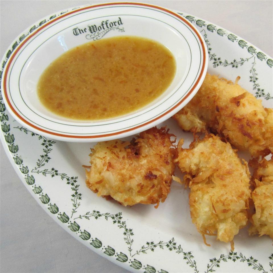 Orange Dipping Sauce for Coconut Shrimp Deb C