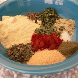 Misti's Dried Herb Salad Seasoning Misti Jackson