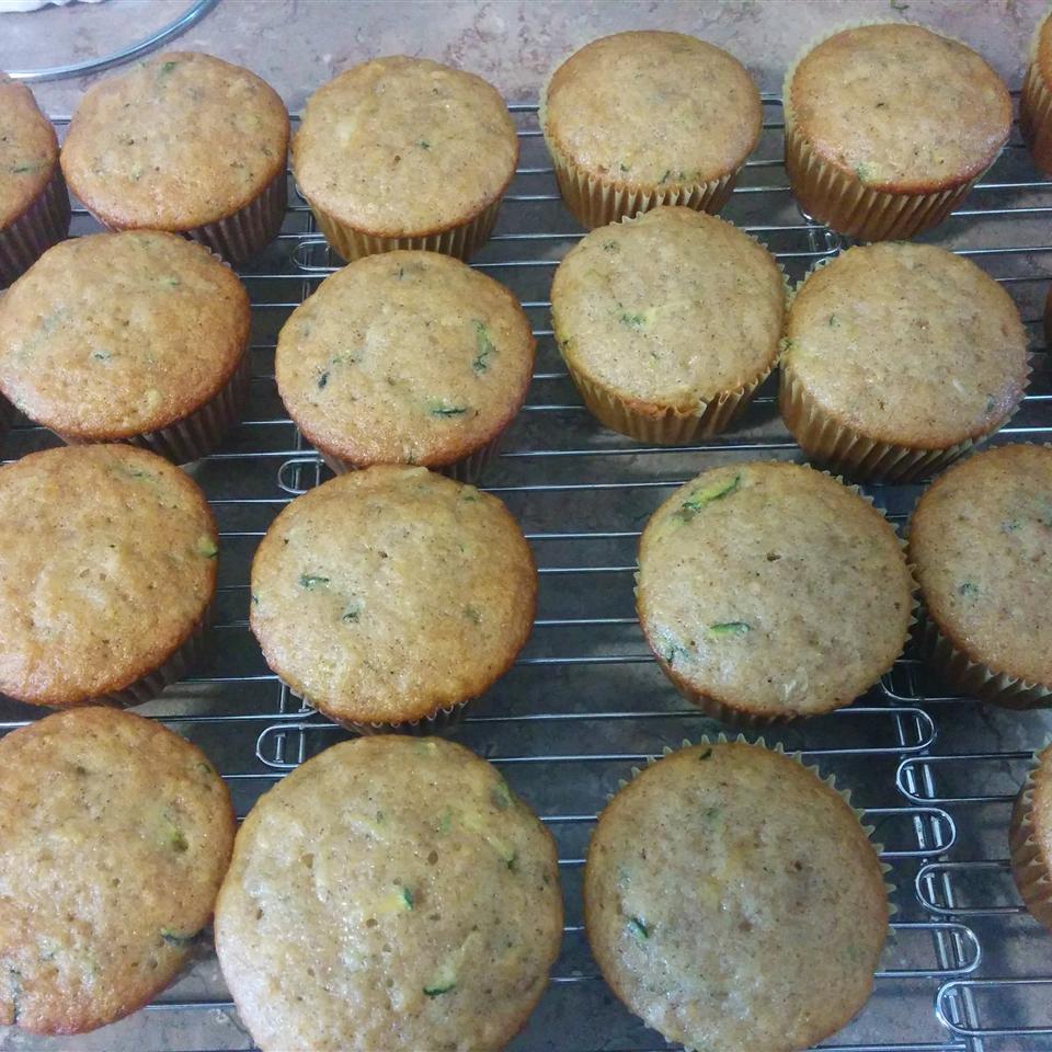 Pineapple Zucchini Muffins Sarah Suhail