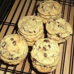 Oatie Chip Cookies Verena