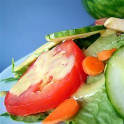Sweet Dijon Salad Dressing Nobody'sGirl