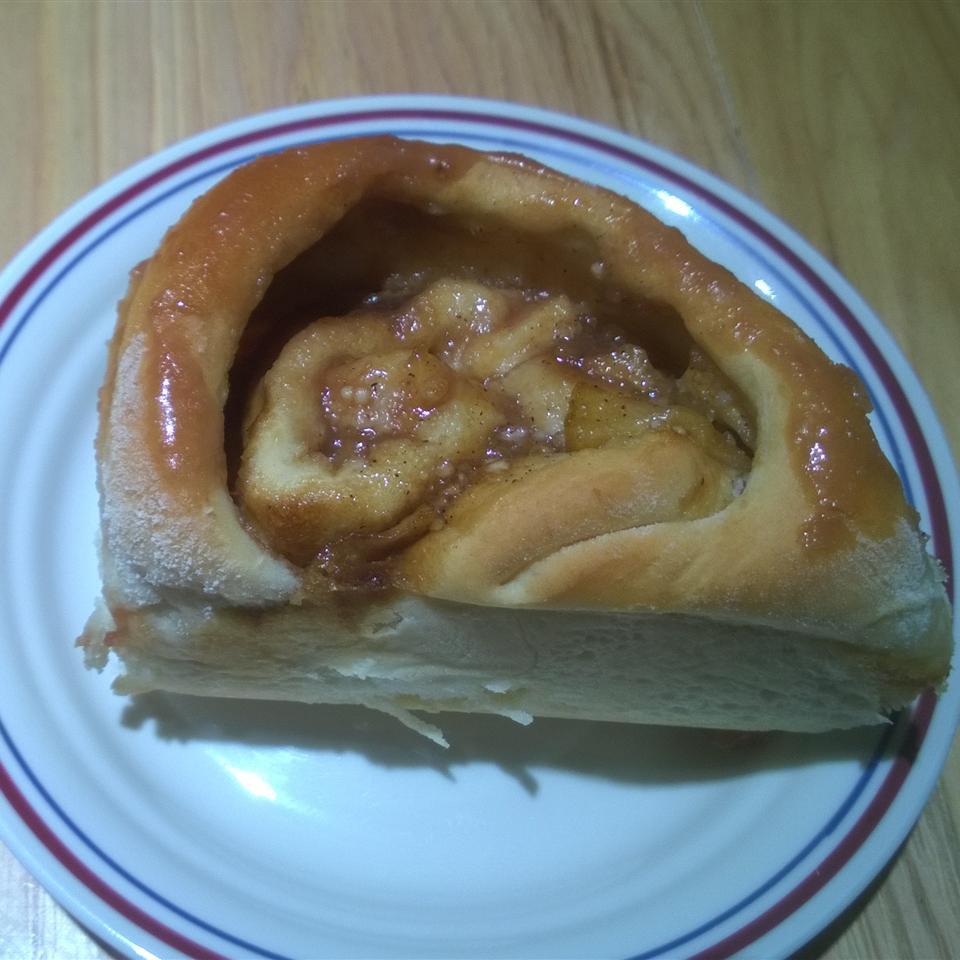 Apple Pie-Cinnamon Rolls