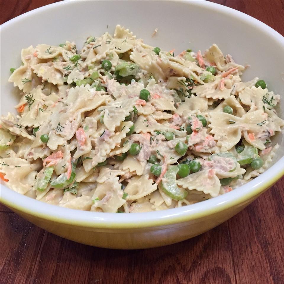 Tuna and Macaroni Salad