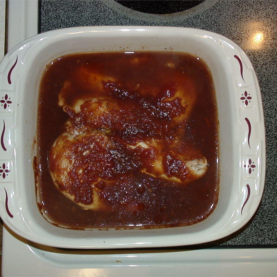 Easy Cola Chicken Jenuine