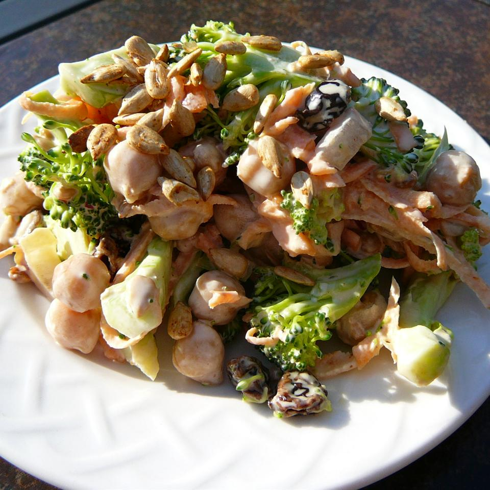 Trees, Seeds, and Beans (Broccoli Slaw) Molly