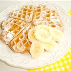 French Toast Waffles Dolce-Danielle