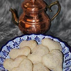 Empanadas de Pina (Pineapple Pastry Cookies)