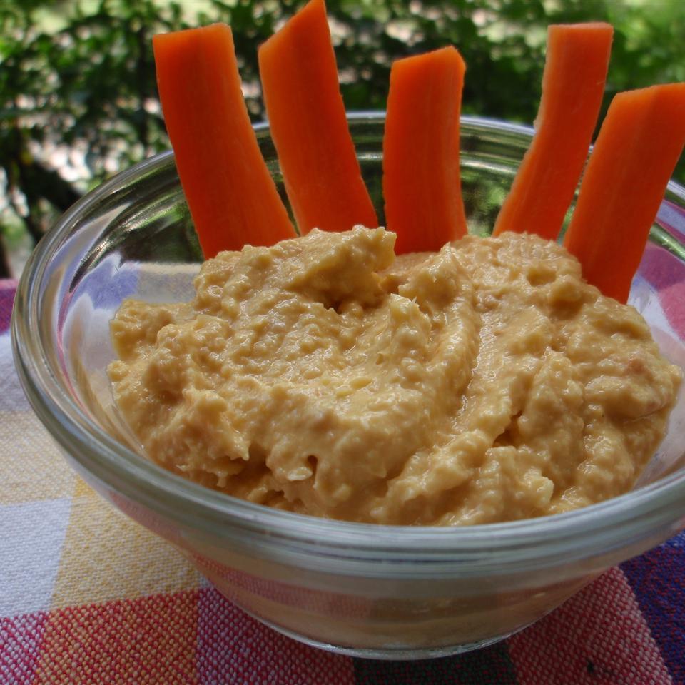 Corn and Cashew Hummus sueb