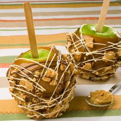 Peanut Butter Crunch Apples Allrecipes Trusted Brands