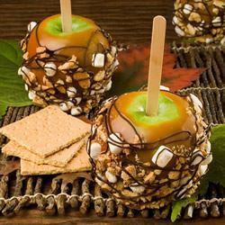 S'mores Apples Allrecipes Trusted Brands