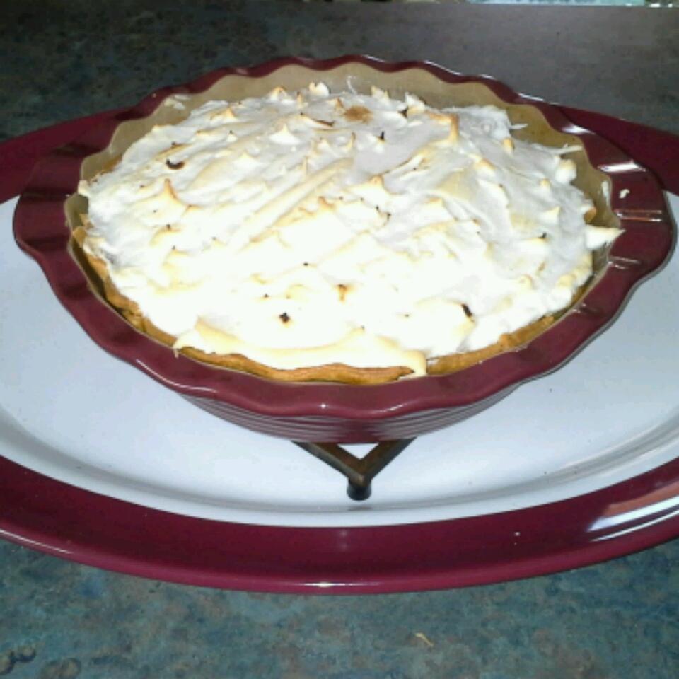 Chocolate Meringue Pie antjul7