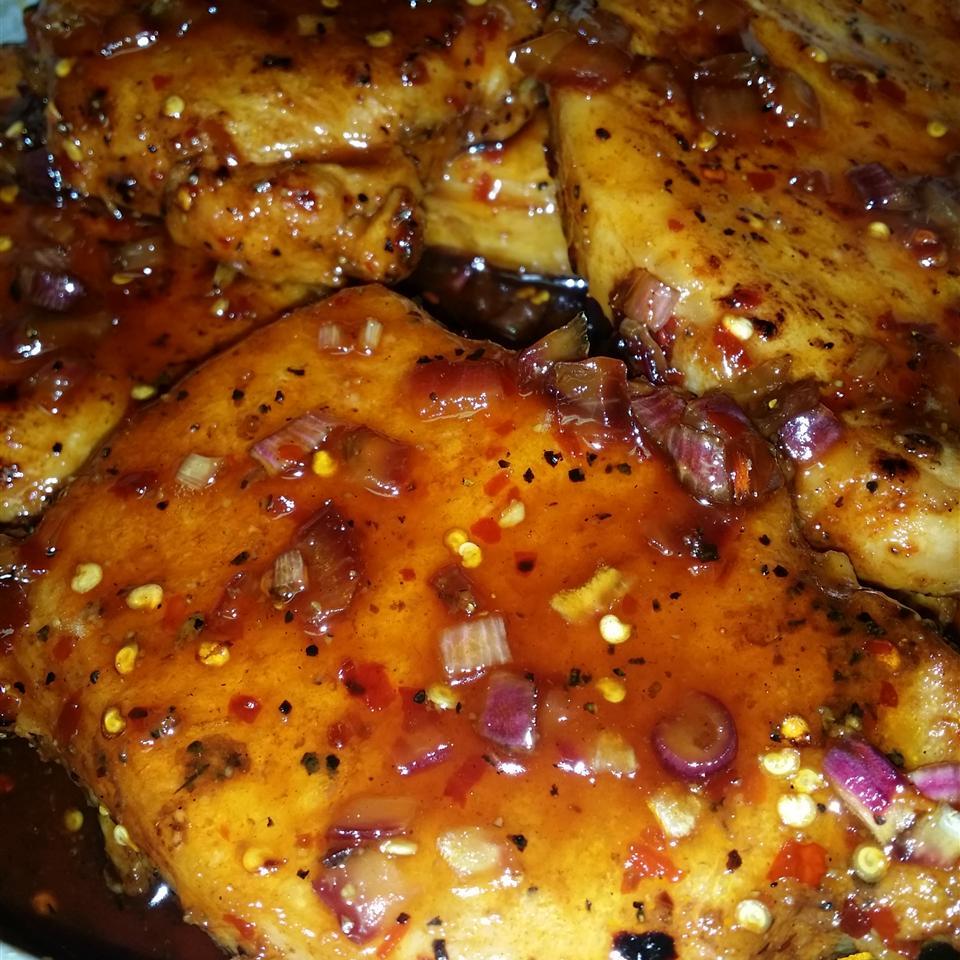 Easy Maple Pork Chops mag_cooks