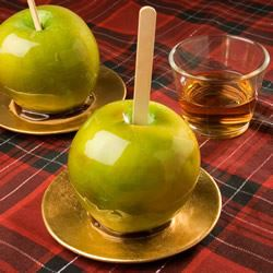 Bourbon Candy Apples Trusted Brands
