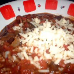 Portobello Mushroom Chili Susan McKiniry