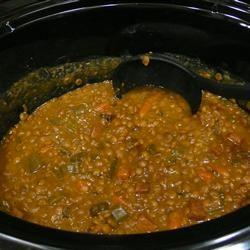German Lentil Soup Kat H