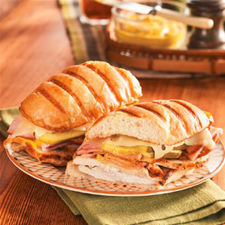 Cuban Sandwich from Smithfield®