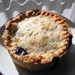 Fresh Blueberry Pie I foodaholic