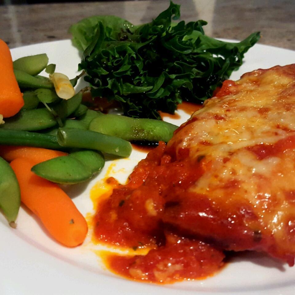 Chicken Parmigiana foodplay