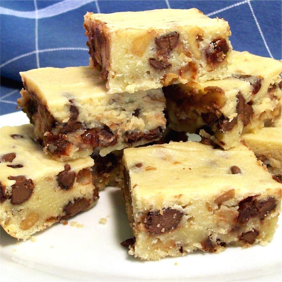 'So This Is What Heaven Tastes Like!' Cream Cheese Bars
