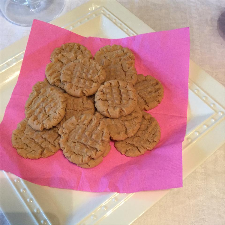 Quick Peanut Butter Cookies Sheldon Kaczynski