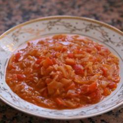 West African Peanut Soup JK