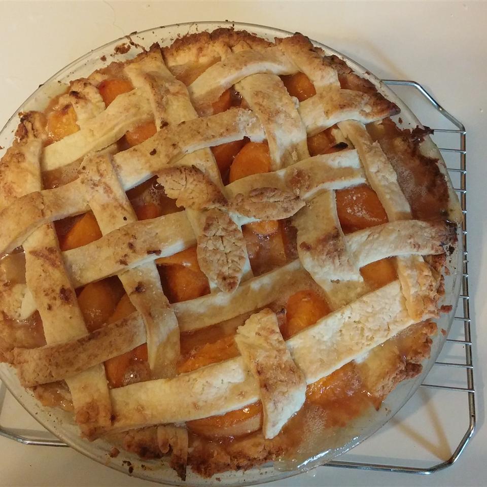 Apricot Pie snowflake