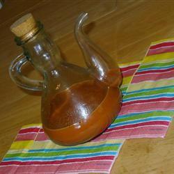 Smoked Paprika Vinaigrette