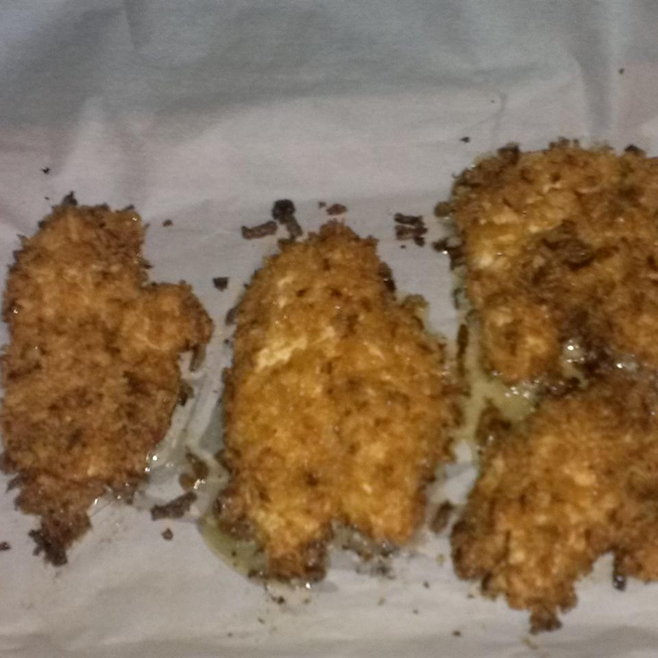 Crunchy French Onion Chicken