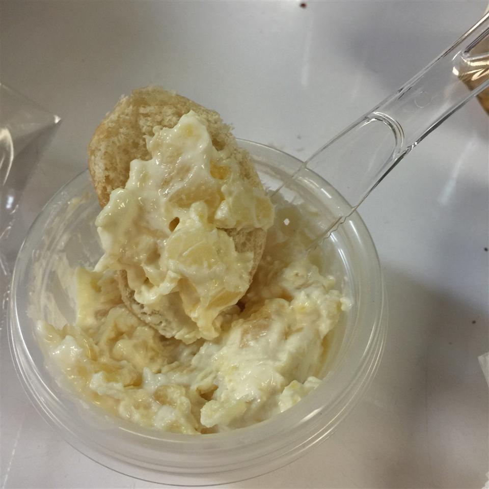 World's Best Cream Cheese and Pineapple Dip