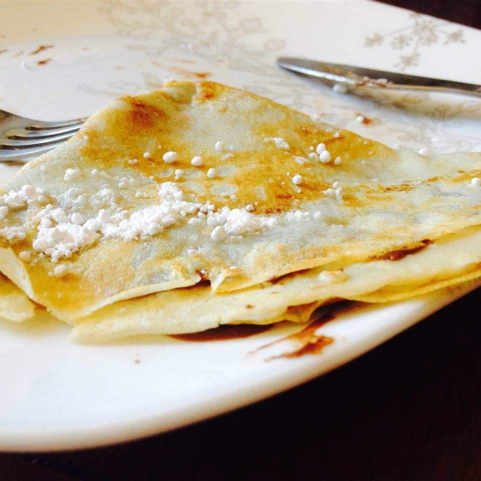 Real French Crepes Recipe Allrecipes