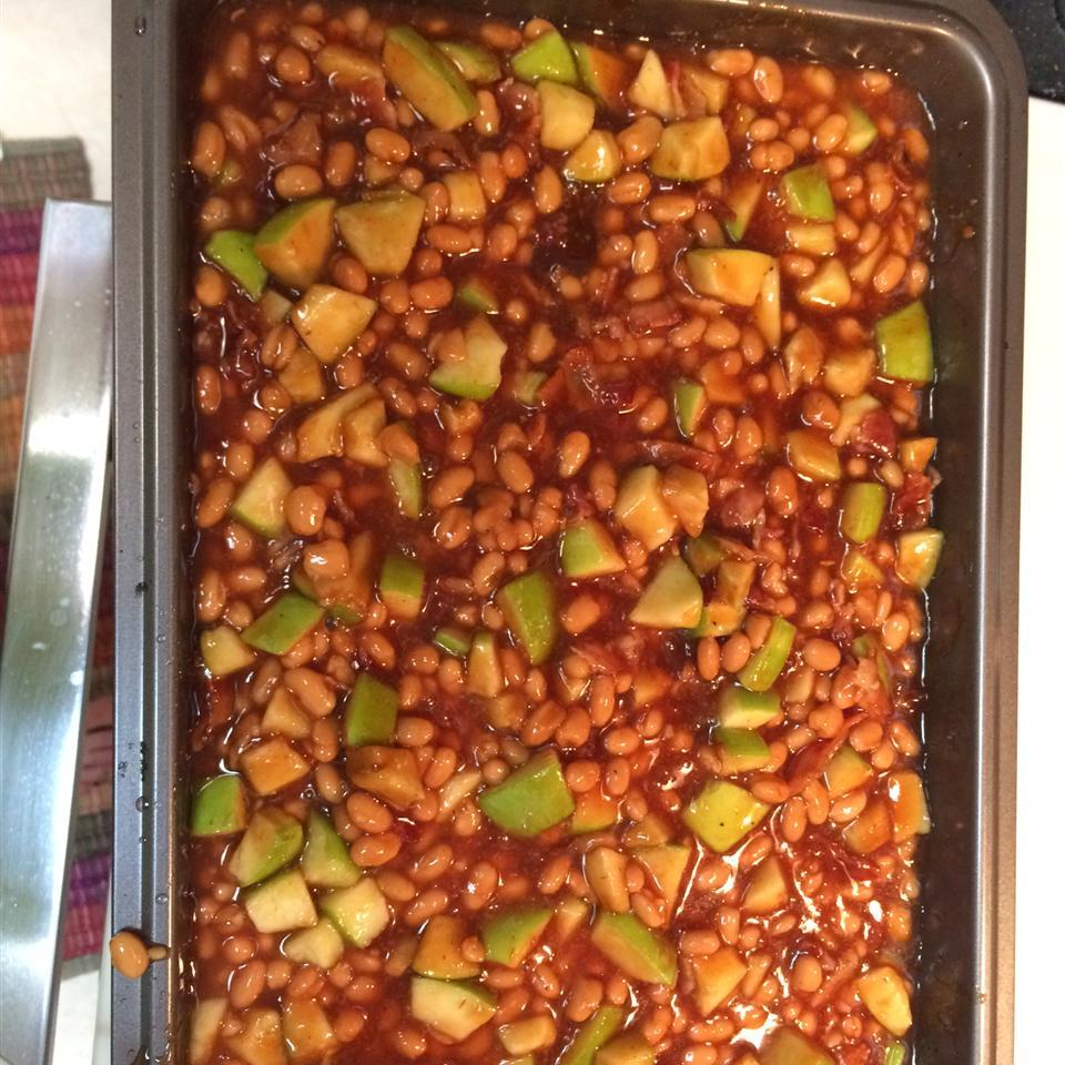 Apple Baked Beans eflood