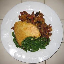Tamale Pie I Hornblower