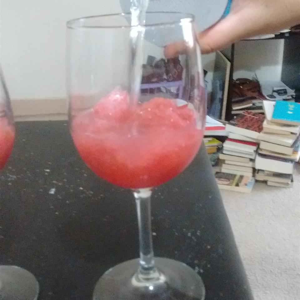 Rhubarb Slush seasha