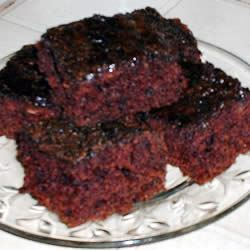 Aunt Mary's Chocolate Cake Erimess
