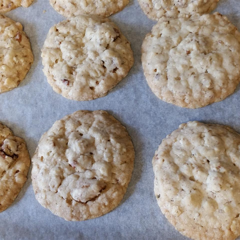 Danish Oatmeal Cookies Kay Myers
