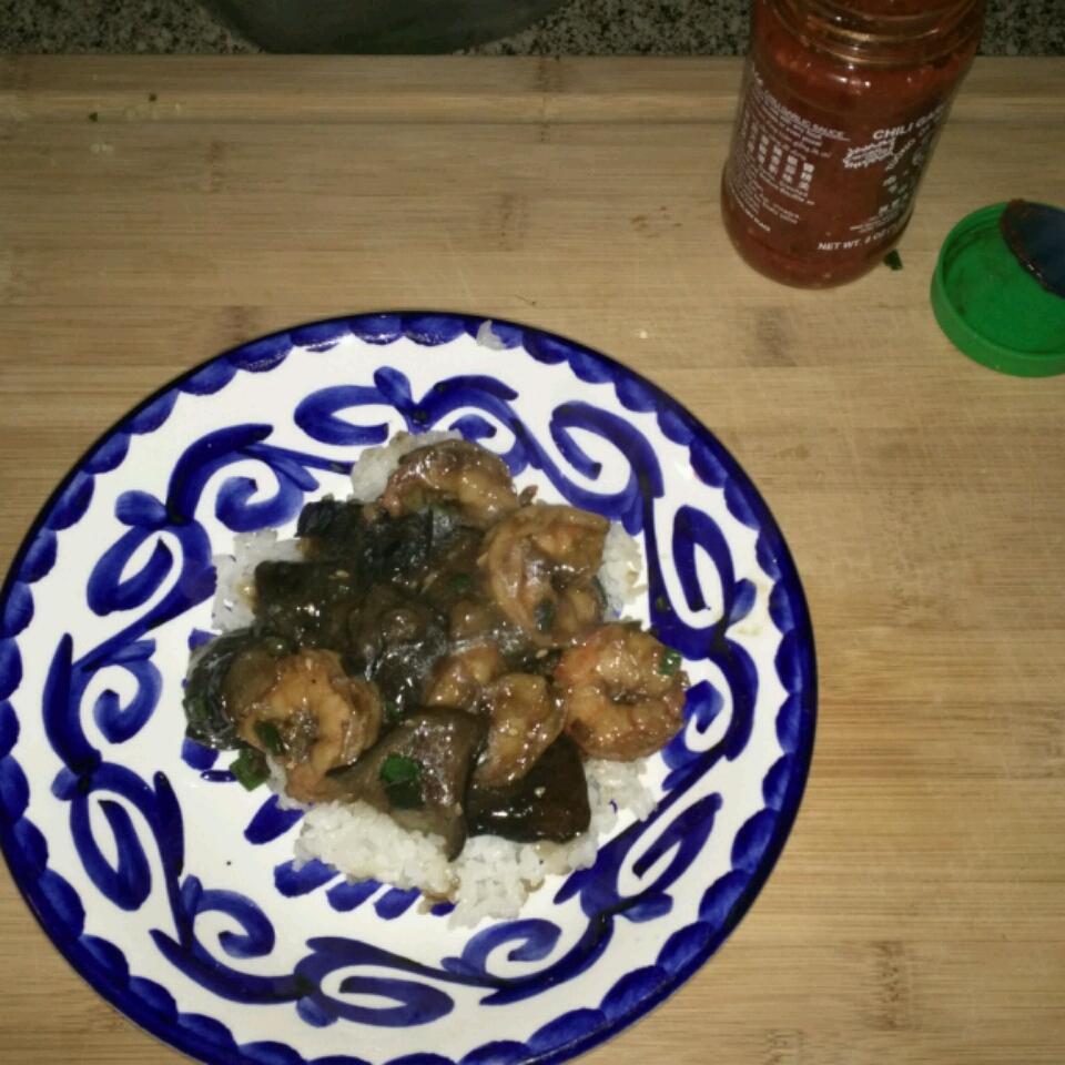 Szechuan Spicy Eggplant Aric Buroker