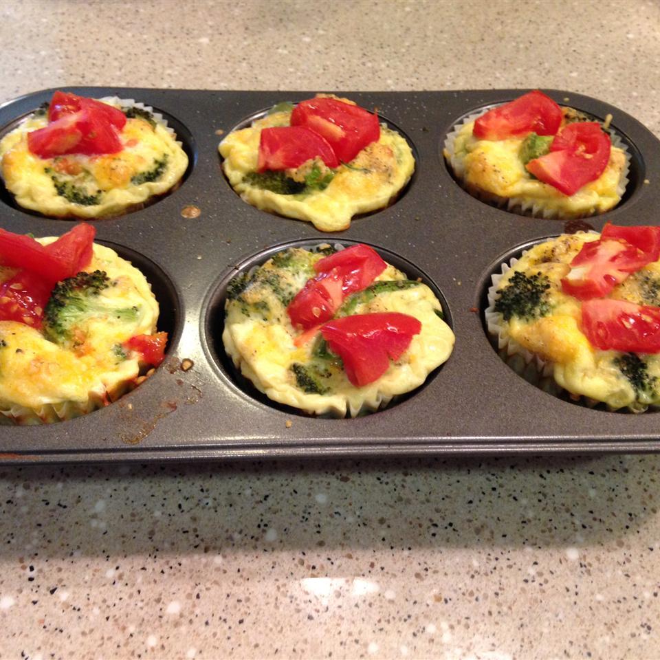 Paleo Omelet Muffins