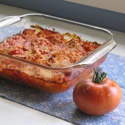 Scalloped Tomatoes Erin