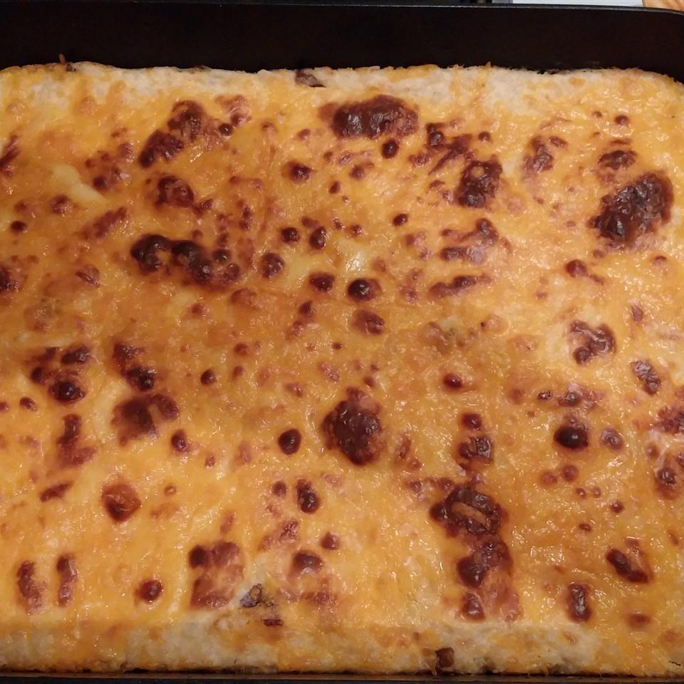 Erik's Cheesy Cauliflower Casserole KC