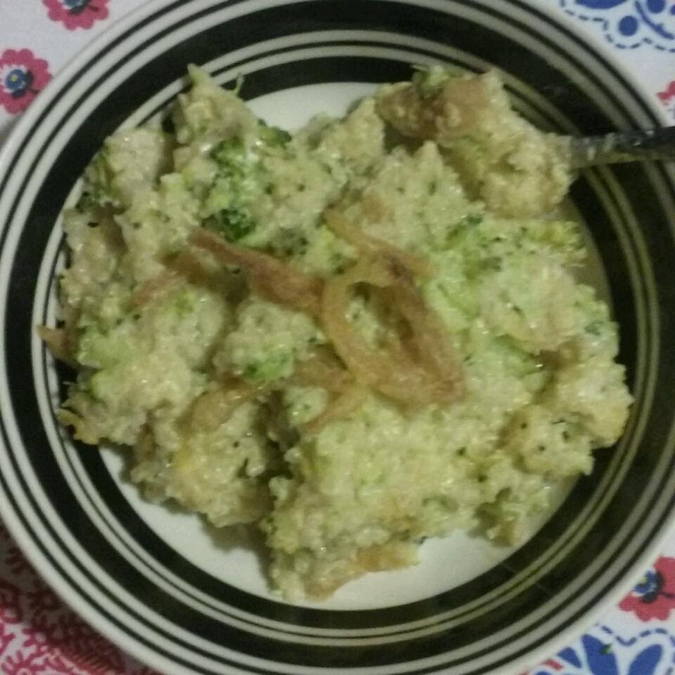 Quinoa Broccoli Casserole Michelle Morales